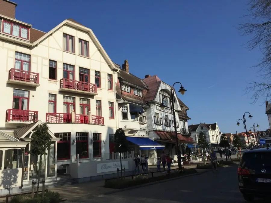 rue De haan en famille belgique