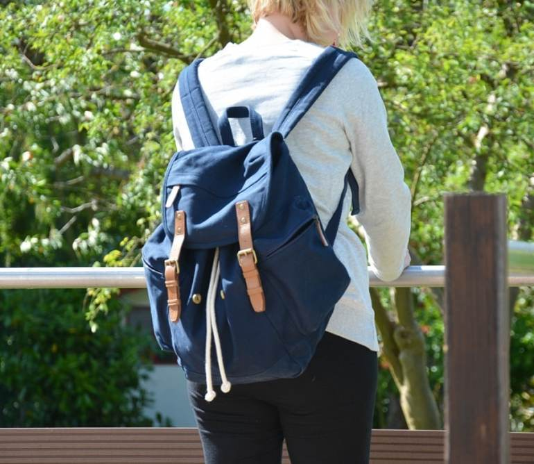 sac à dos cyrillus pour partir en voyage