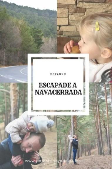 nouvelle vie en Espagne, escapade Navacerrada blog voyage en famille