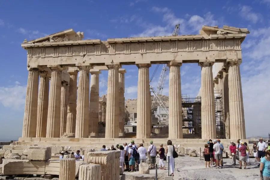 Road-trip en Grèce, blog voyage en famille, ou partir avec ses enfants