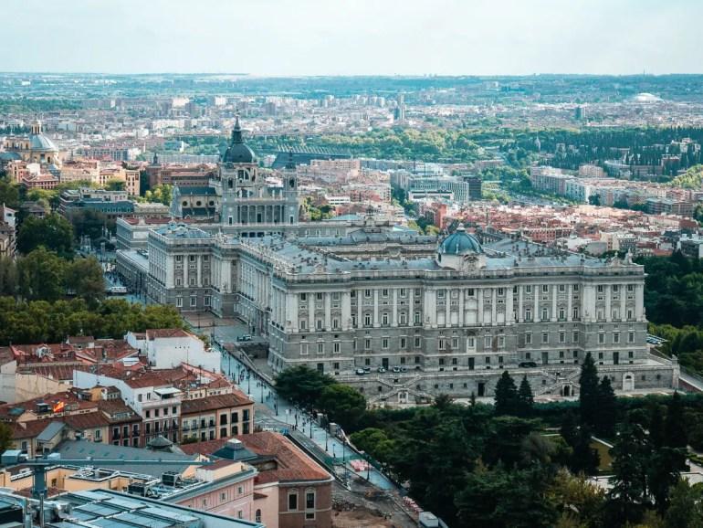 que faire à Madrid avec des enfants ? meilleure Rooftop