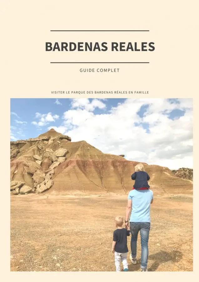 Visiter les Bardenas Reales en famille - Guide complet et nos recommandations