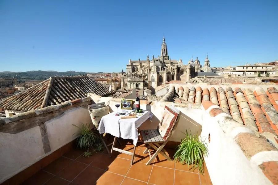Photo hotel Cathédral Suite tolèdo