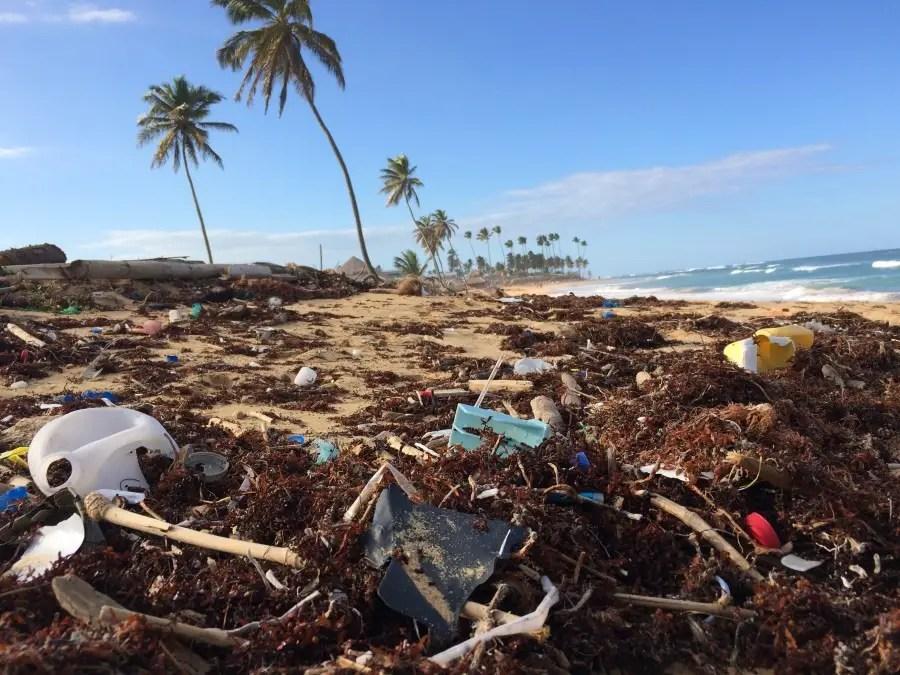 pollution plastique : voyage zéro déchet.