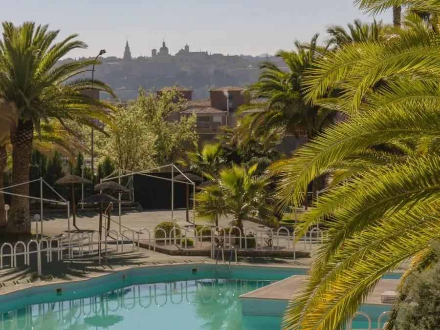 Visiter Tolède et les environs avec des enfants hôtel beatriz