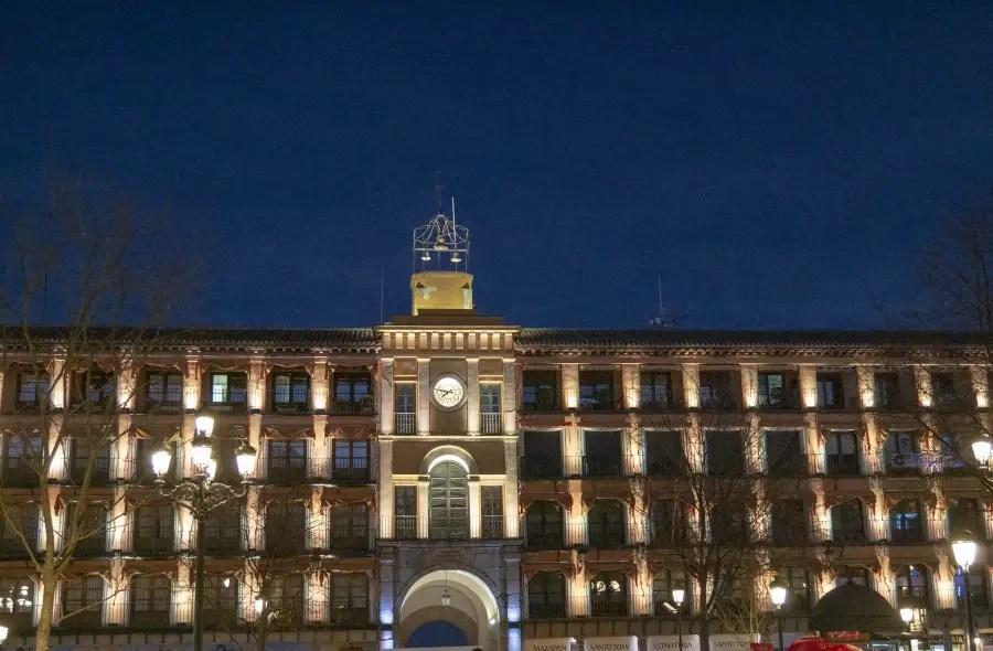 visiter Tolède plaza mayor