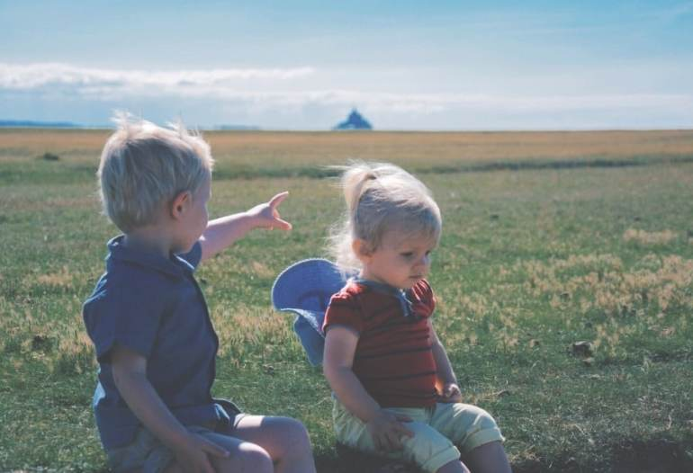 que visiter au mont saint michel et sa baie avec des enfants