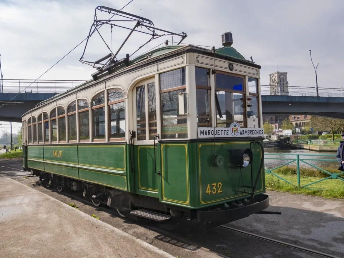 tram touristique de wambrechies