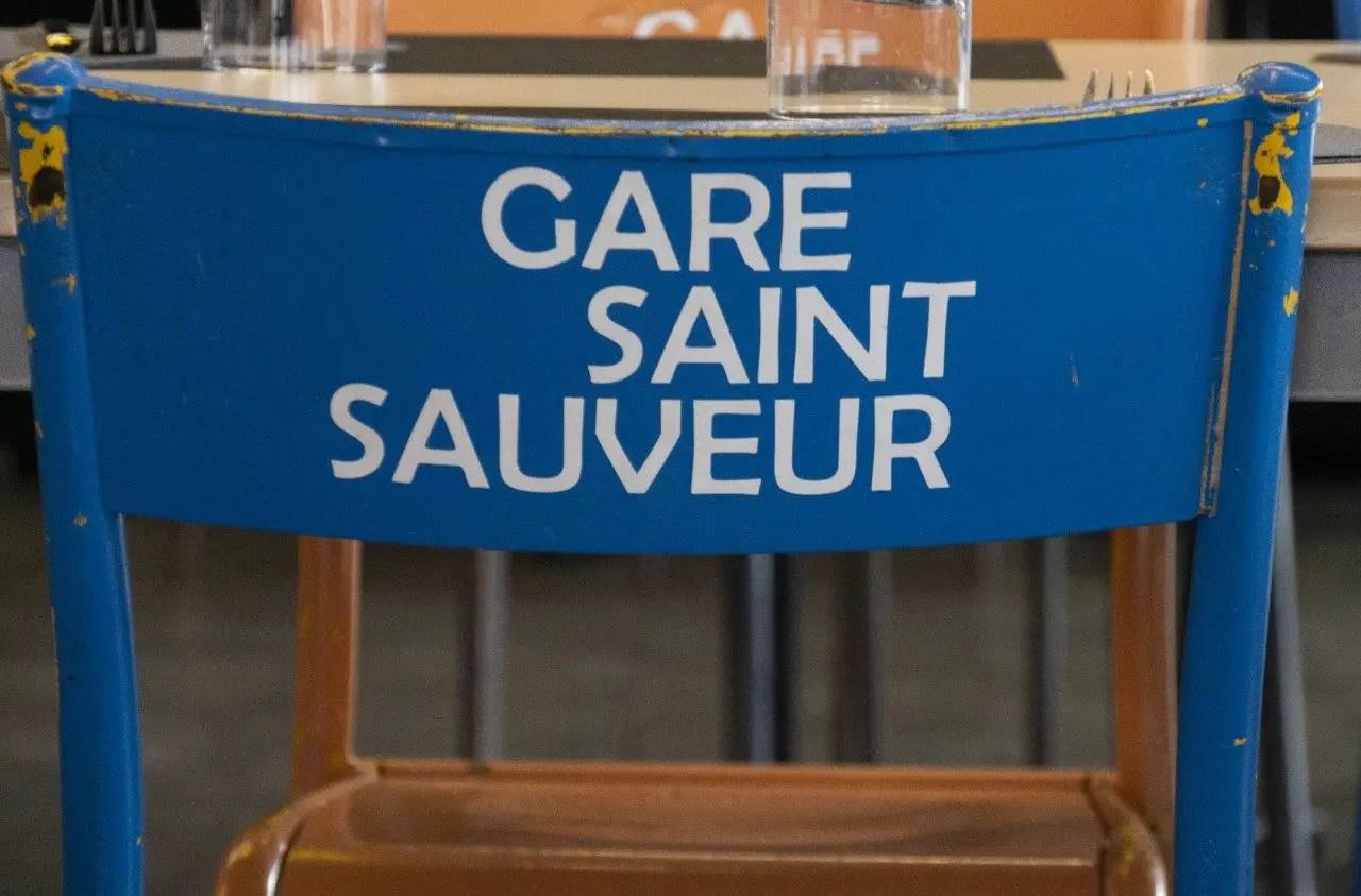 gare saint sauveur