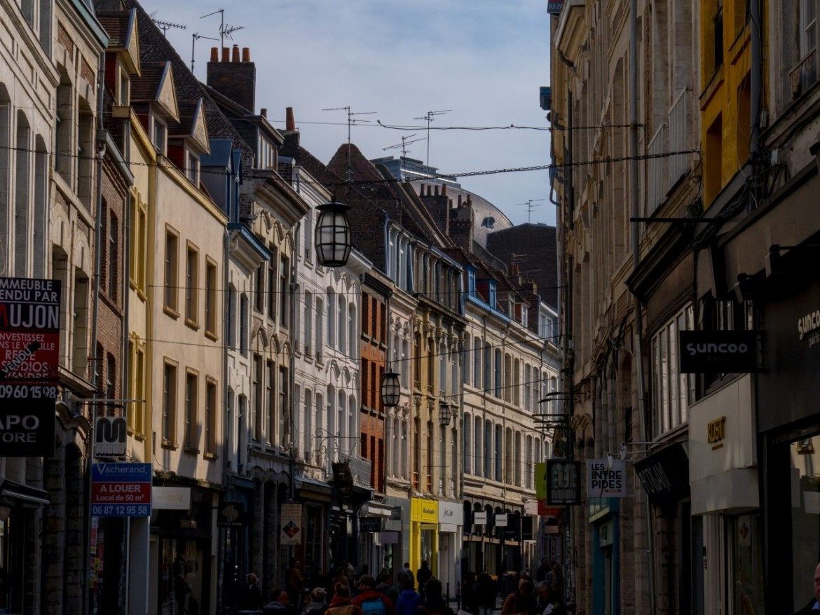 rues lille
