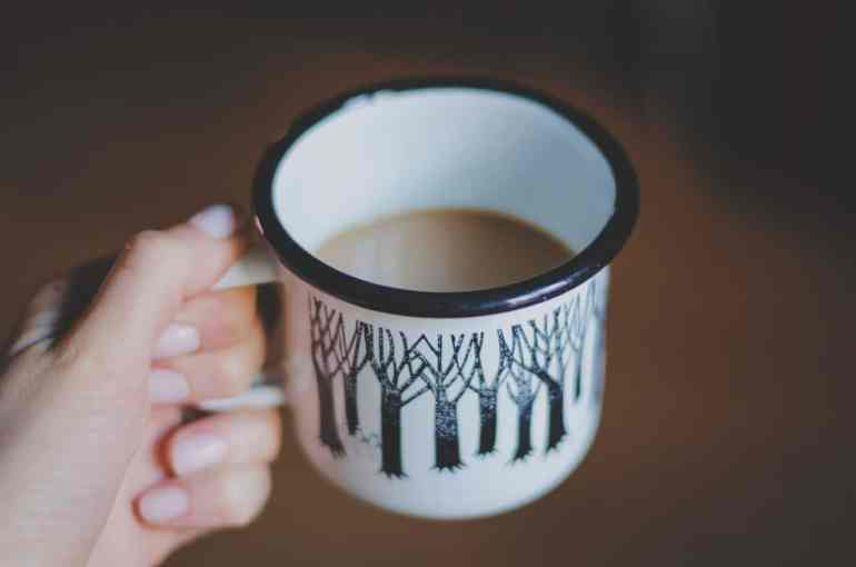 tasse de café céramique pour remplacer le gobelet