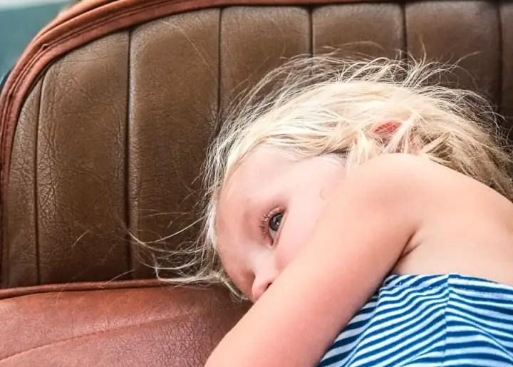 gestion des siestes en voyage