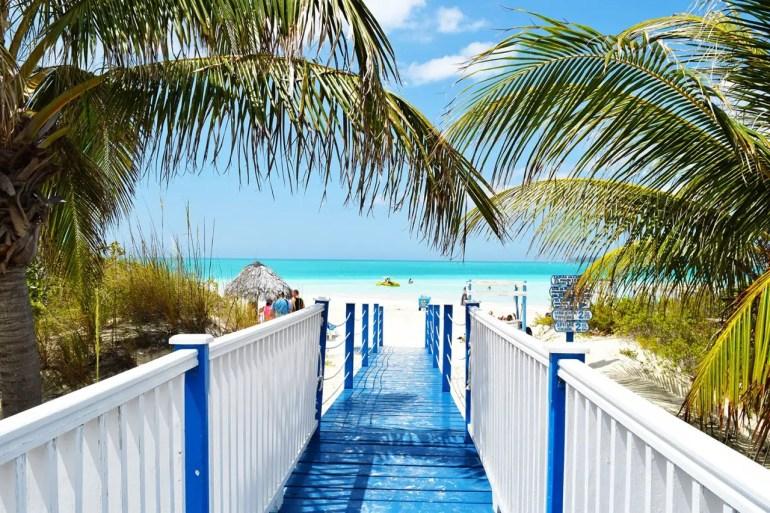 visiter les plages de rêves de Cuba avec les enfants