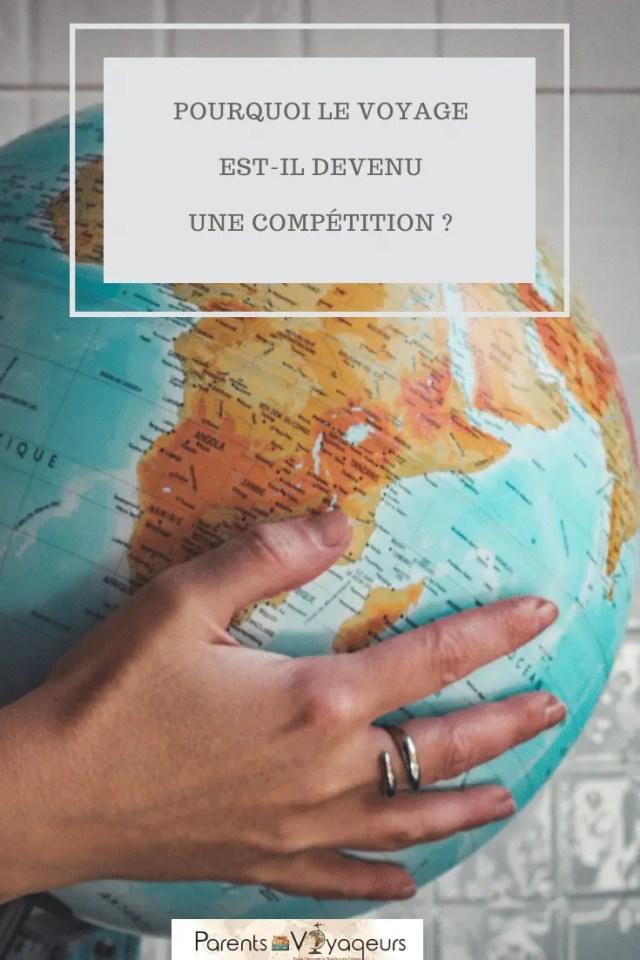 Podcast #12:  Pourquoi le voyage est-il devenu une compétition?