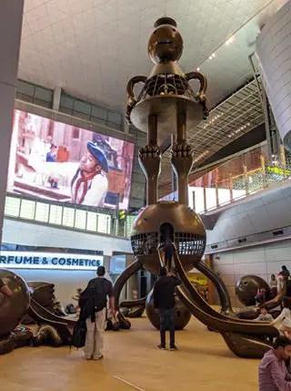 les aéroports les plus kids-friendly du monde