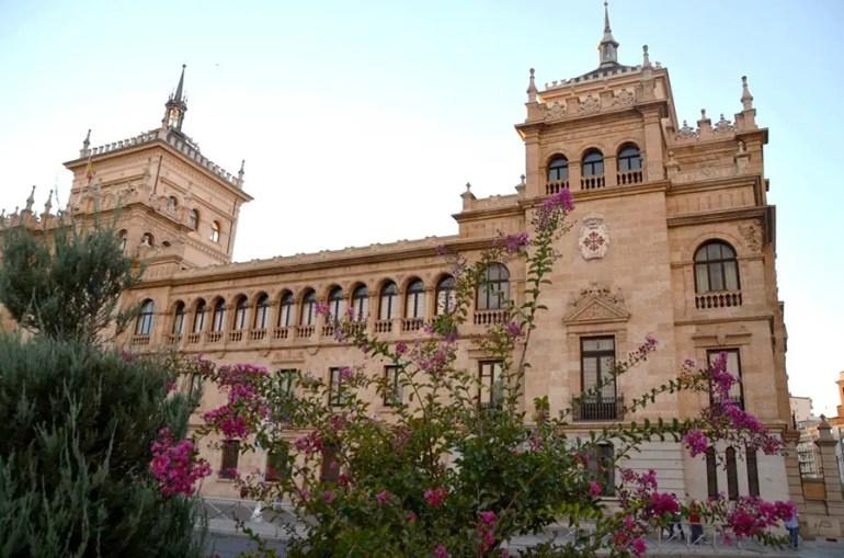 Valladolid espagne en famille