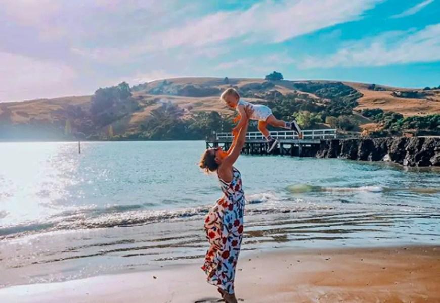 Nouvelle -Zélande avec bébé de 18 mois