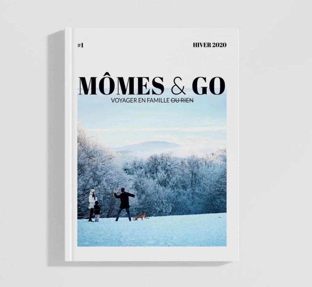 Mômes and go le magazine des parents voyageurs