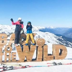Skier en famille avec Ski family #podcast56