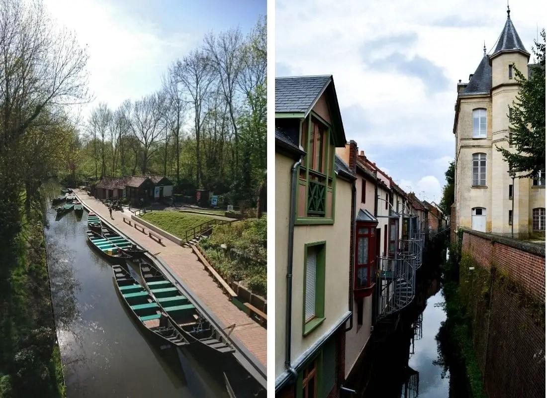 Amiens en famile que visiter
