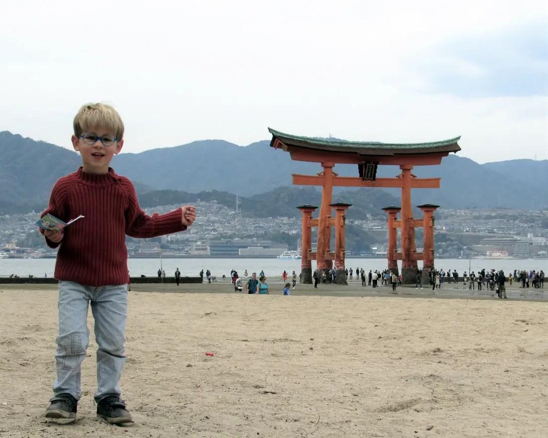 Blog voyage en famille - Miyajima