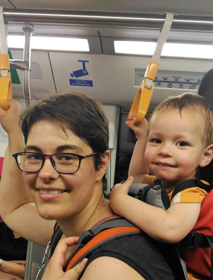 Blog voyage en famille - Singapour