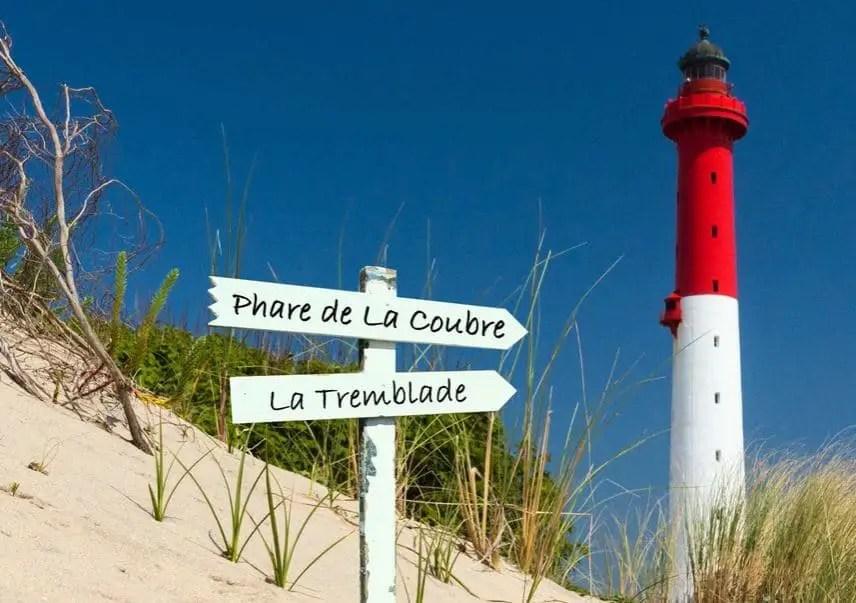 Charente-Maritime en famille - Phare de la Coubre