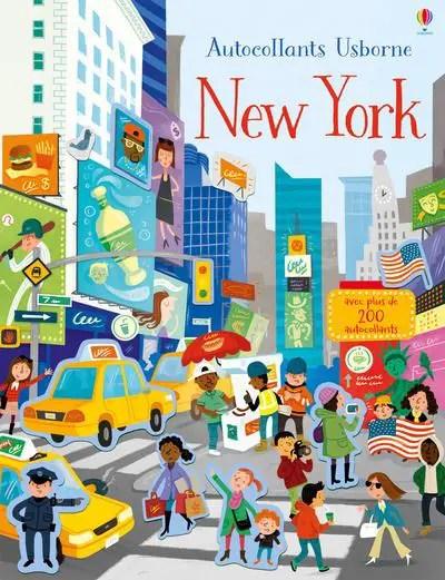 New-York-autocollants