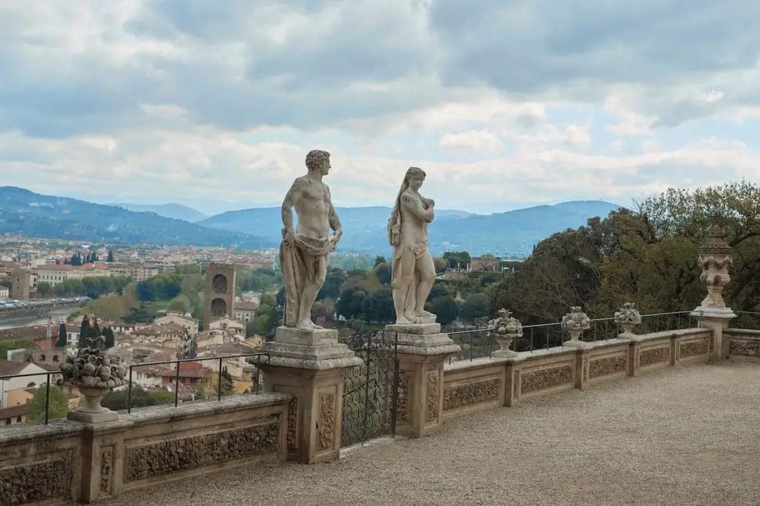 Vivre en Italie - Florence 2