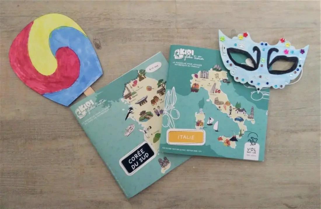 Kidi Globe Trotter - Kits