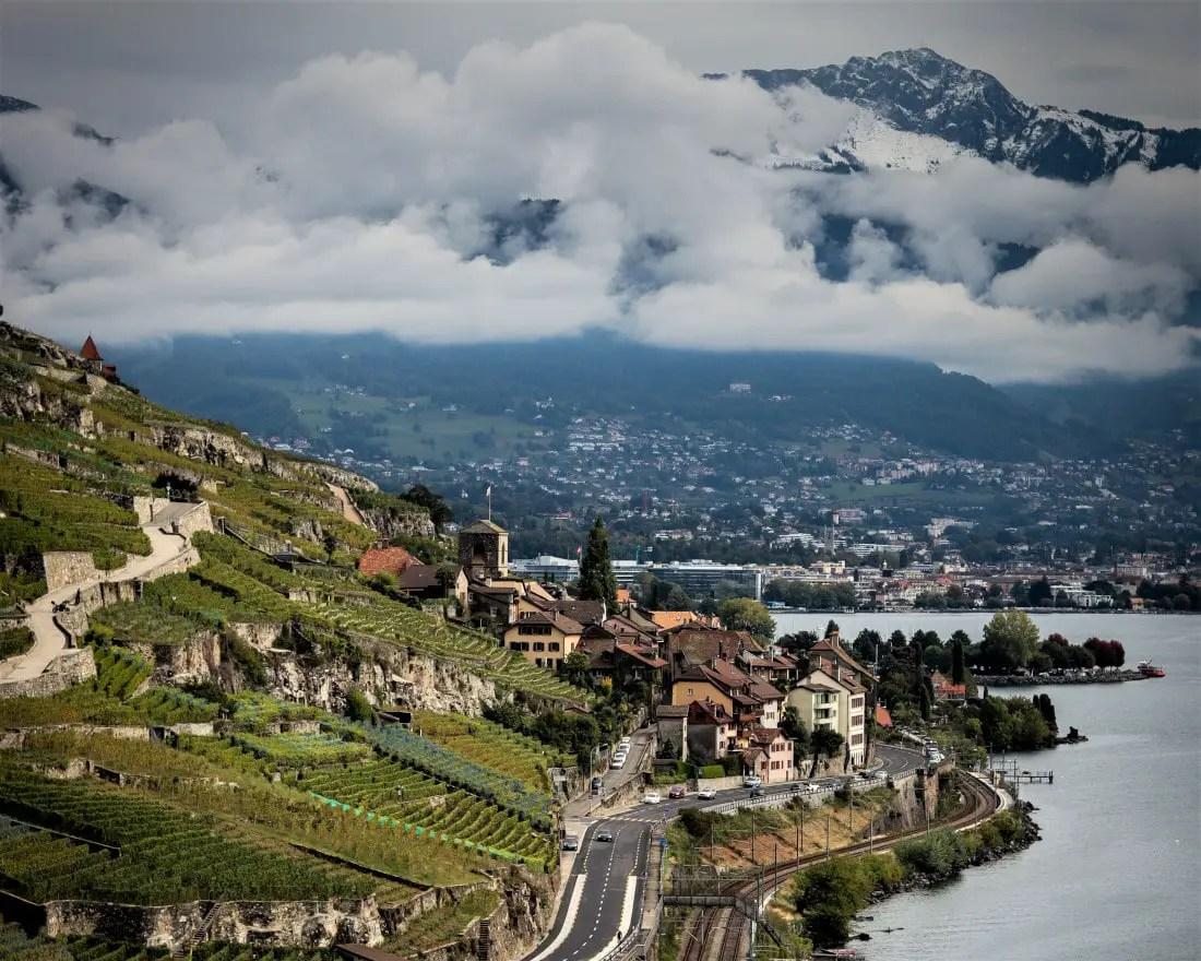 Europe de l'Est par la route - Lausanne