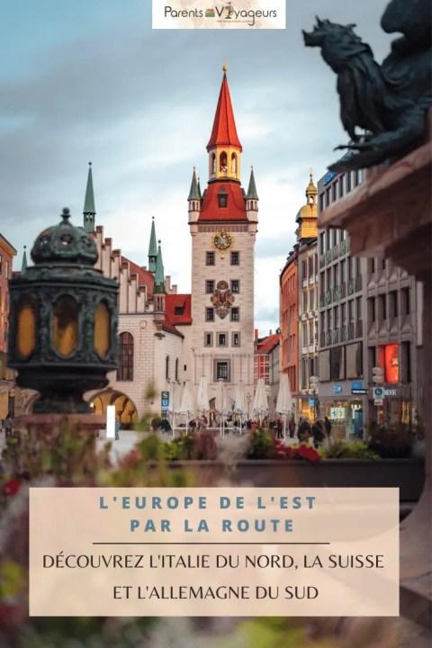 Europe de l'Est par la route - Pinterest