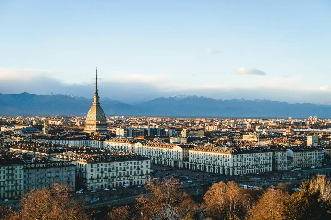 Europe de l'Est par la route - Turin