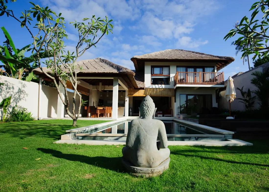 Echange de maison en famille - Asia-Bali
