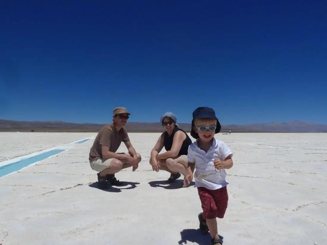 Le voyage vu par les enfants - Argentine