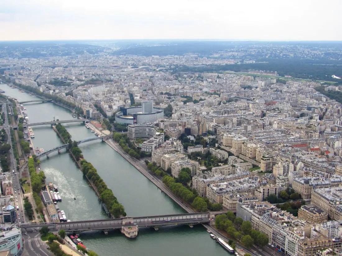 Paris d'en haut