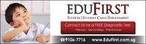 EduFirst Diagnostic Test