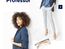 Gap ad raises eyebrows among academics with portrayal of tenure-track fashion