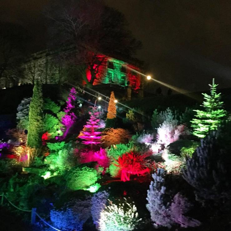 Nottingham Castle by #lightnight