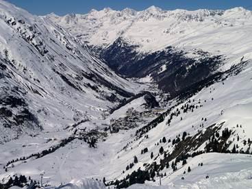 Austrian Ski fun for the Whole Family in Obergurgl