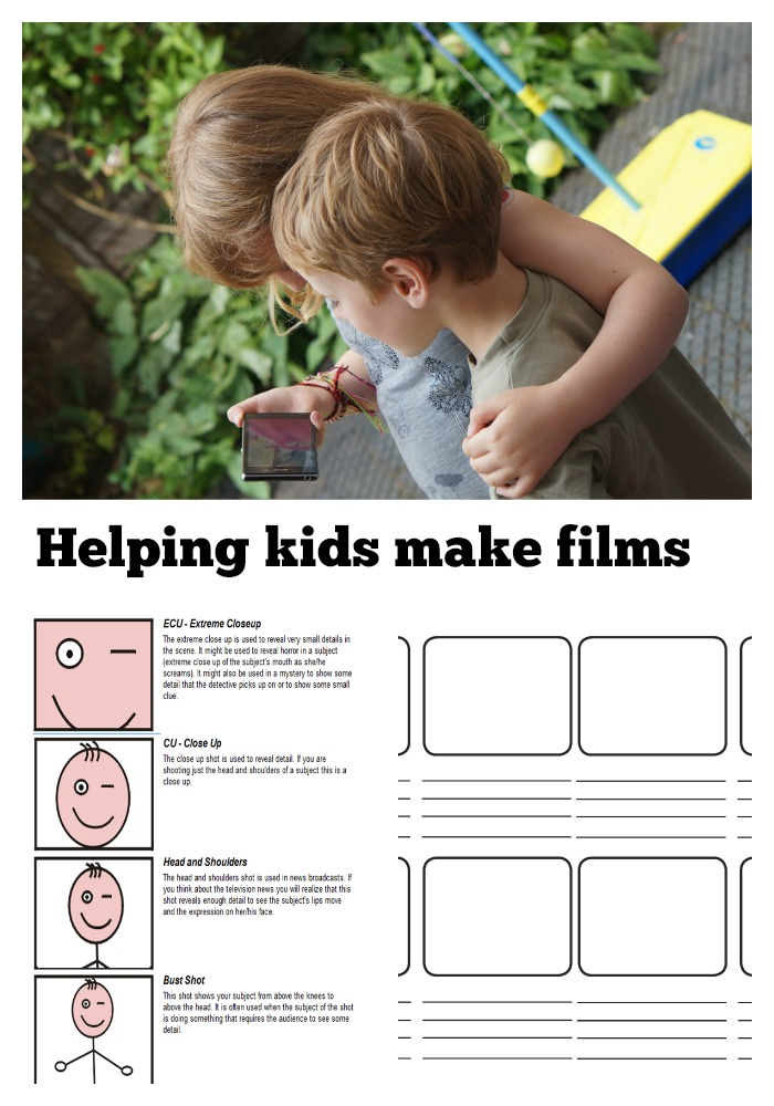 helping kids make films