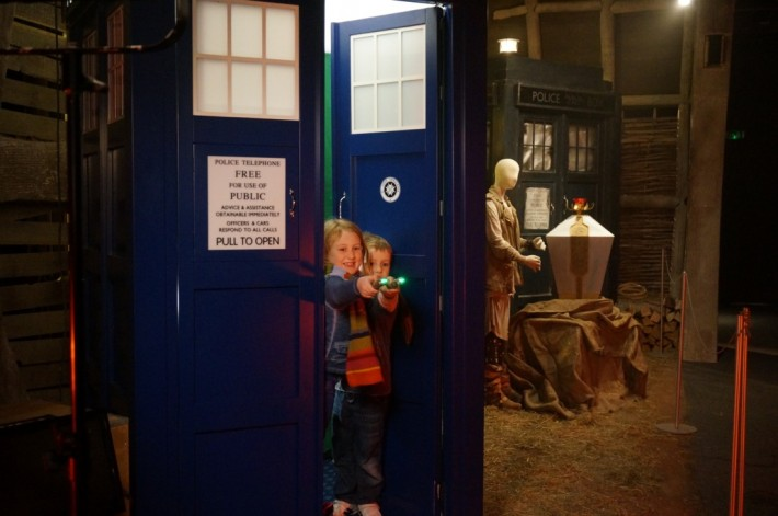 THe Dr Who Experience Cardiff Bay-2