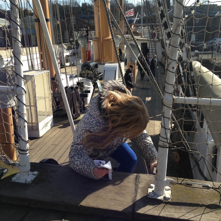 Our Day Out At Chatham Dockyard, Kent-15