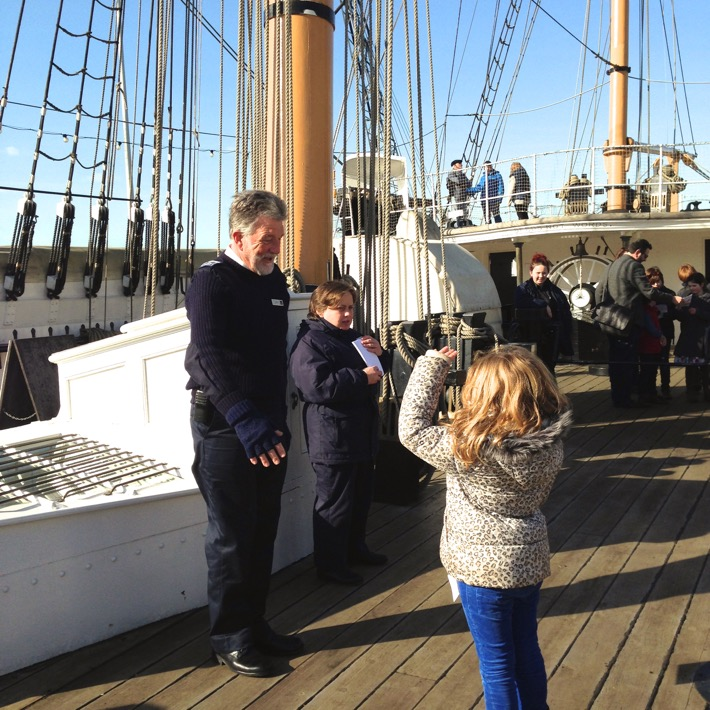 Our Day Out At Chatham Dockyard, Kent-17