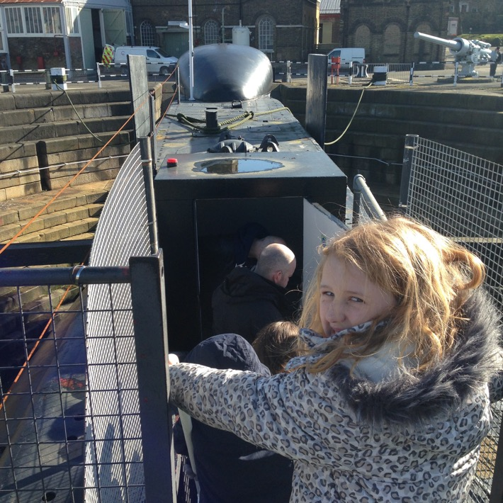 Our Day Out At Chatham Dockyard, Kent-3