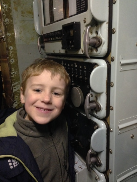 Our Day Out At Chatham Dockyard in Kent-2