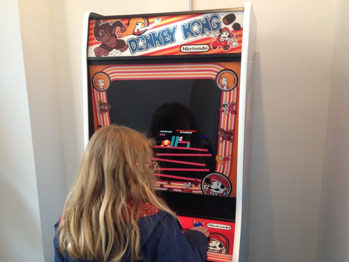 photos Georges Fish and Chip kitchen and National video game arcade Nottingham - 32