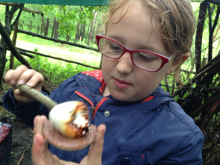 Conkers Centre, National Forest, Bushcraft and Barefoot Trail - 10