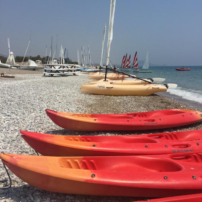 Mark Warner sailing holiday at Levante Beach Resort