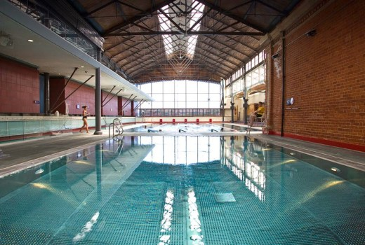Swimming for Sanity at Virgin Active Nottingham